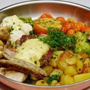 Filetpfanne Gasthaus Dehne