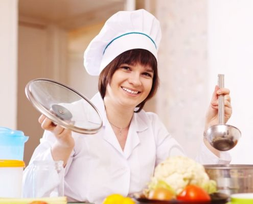 Koch gesucht